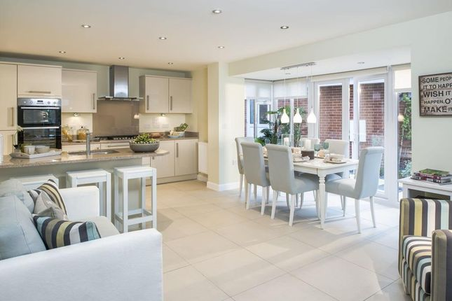 """Kitchen of """"Cornell"""" at Barons Road, Canford BH11"""