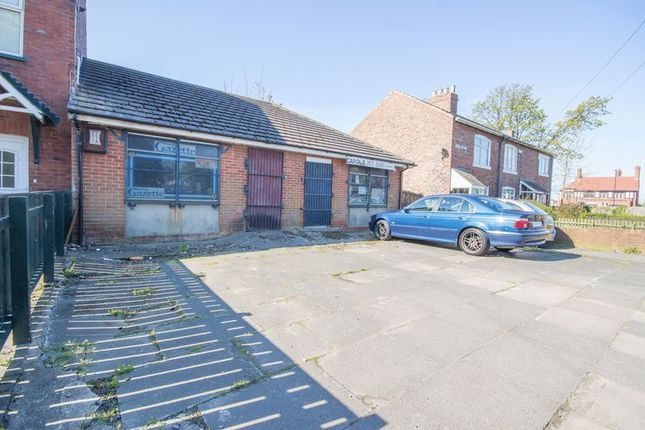 Thumbnail Land for sale in Land & Shops, 143A & 143B Burlam Road, Linthorpe