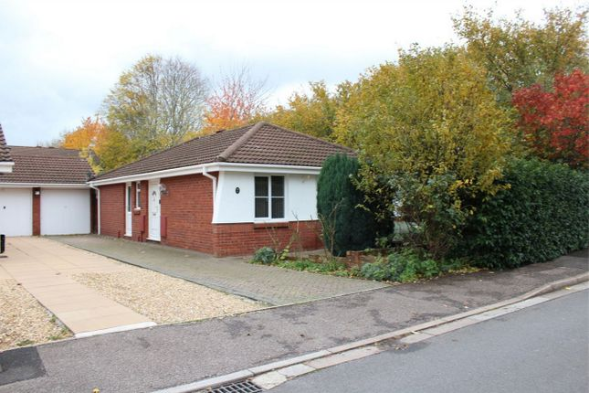 Thumbnail Detached bungalow for sale in Redlake Drive, Taunton, Somerset