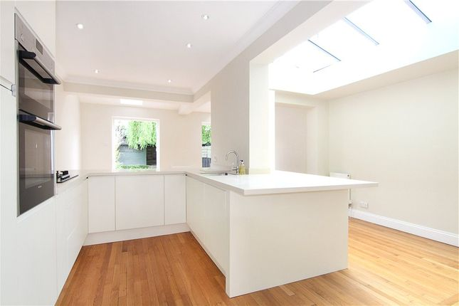 Thumbnail Terraced house to rent in Pepys Road, Wimbledon