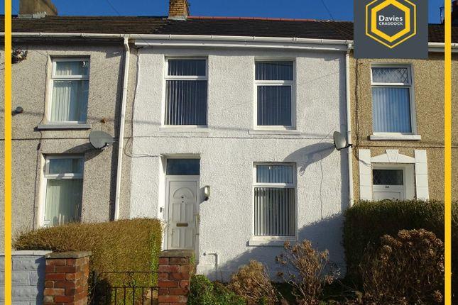 Thumbnail Terraced house for sale in 36 Bryngwyn Road, Llanelli