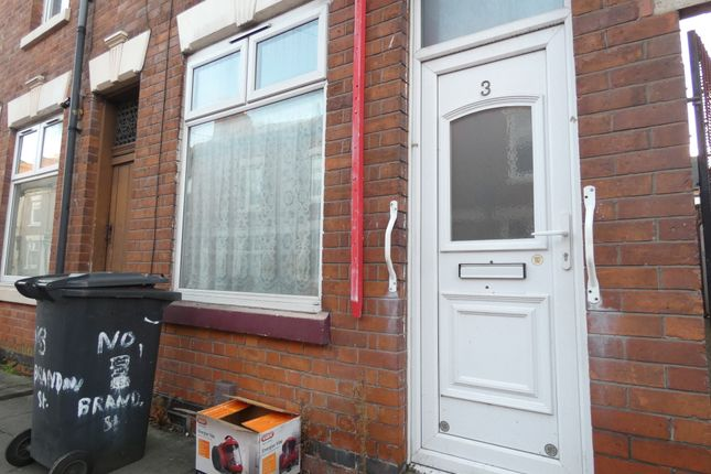 Thumbnail Terraced house to rent in Brandon Street, Belgrave, Leicester