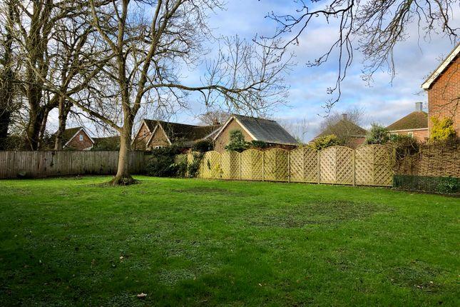 Rear Garden of Calder Road, Melton, Woodbridge IP12