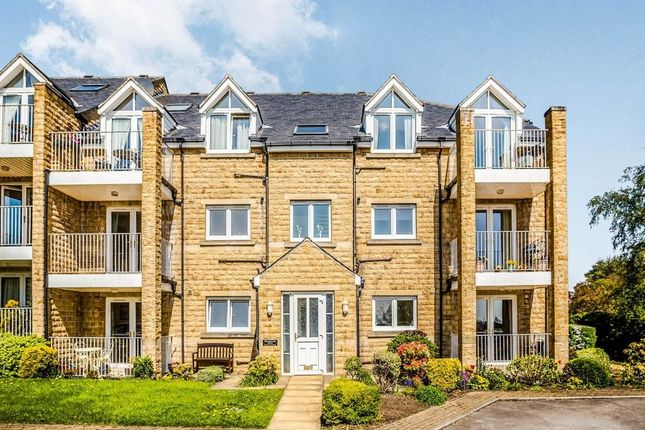Thumbnail Flat for sale in Heywood Court, Northowram, Halifax