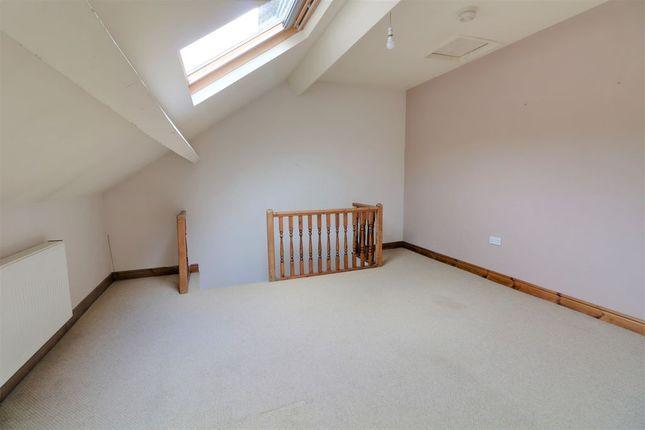 Attic Bedroom of Broughton Street, Hebden Bridge HX7