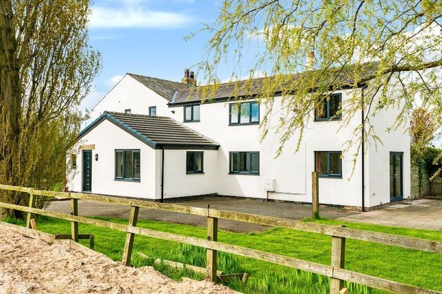 Thumbnail Farmhouse for sale in Bank Lane, Warton, Preston, Lancashire