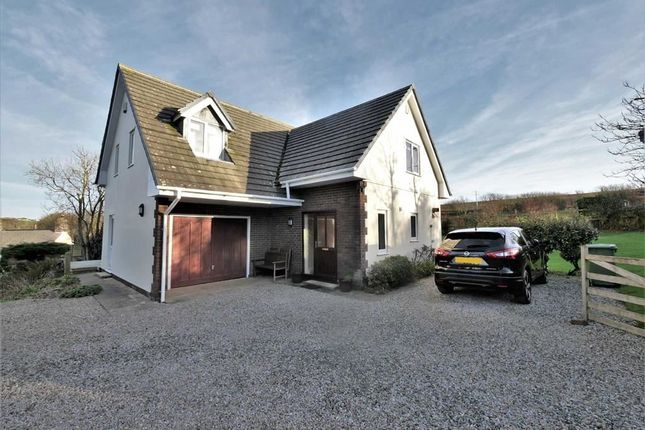 Thumbnail Detached house for sale in Stoke, Hartland, Bideford, Devon