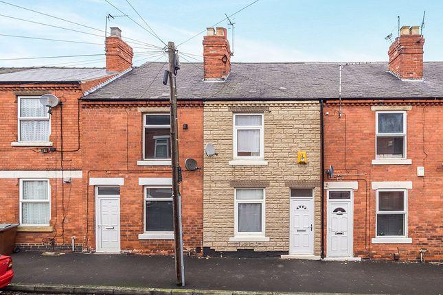 Thumbnail Terraced house to rent in Merchant Street, Bulwell, Nottingham