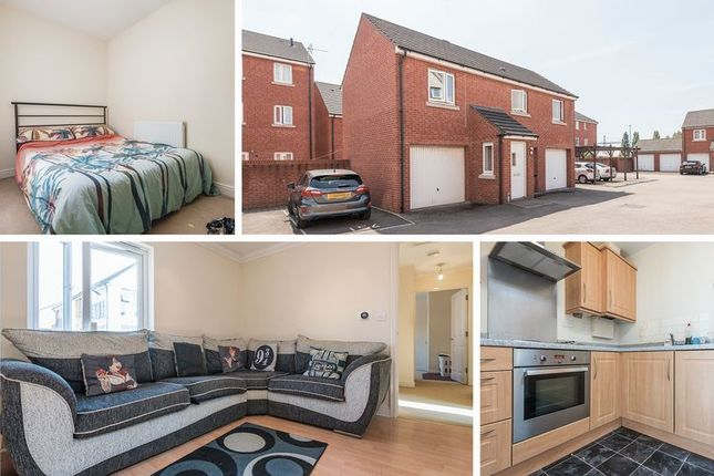 Thumbnail Flat for sale in Alicia Crescent, Newport