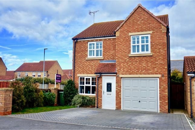 Thumbnail Detached house for sale in Caister Close, Seaham