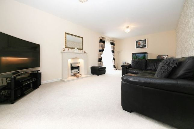 Thumbnail Detached house for sale in Tanhouse Drive, Winstanley, Wigan