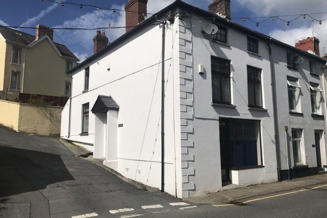Thumbnail Town house for sale in High Street, Llandysul