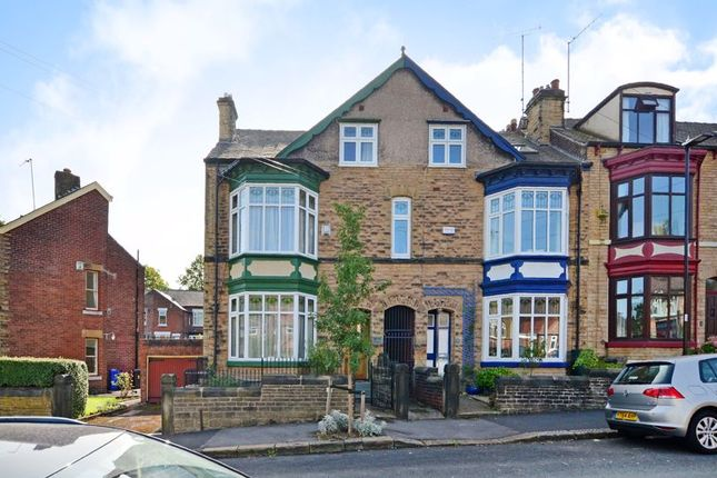Thumbnail 4 bed terraced house for sale in 5 Swaledale Road Carterknowle, Sheffield
