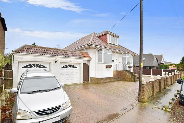 Thumbnail Bungalow for sale in Sexburga Drive, Minster On Sea, Sheerness, Kent
