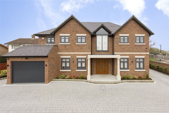 Thumbnail Detached house for sale in Parkstone Avenue, Emerson Park, Hornchurch