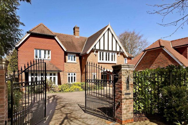 Thumbnail Detached house for sale in Brownswood Road, Beaconsfield, Buckinghamshire