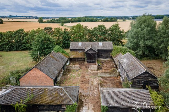 Thumbnail Barn conversion for sale in Hardys Green, Birch, Colchester