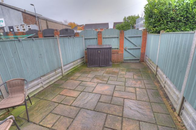 Rear Garden of Forest Close, Dukinfield SK16