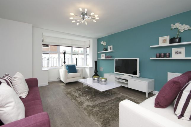 """Thumbnail Detached house for sale in """"Colchester"""" at Pedersen Way, Northstowe, Cambridge"""