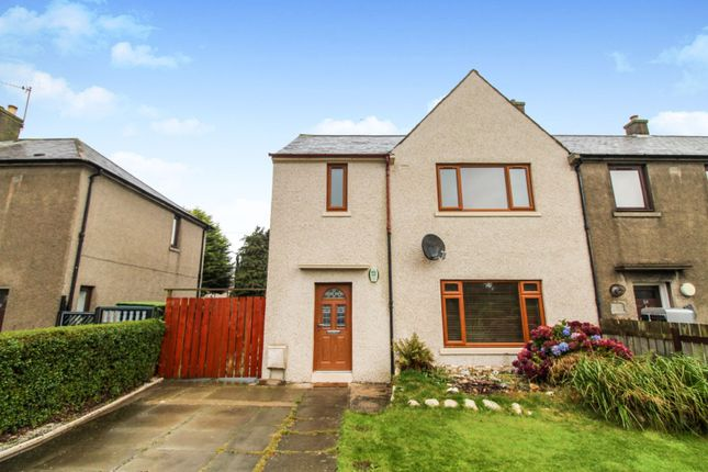 Thumbnail End terrace house for sale in Provost Fraser Drive, Aberdeen