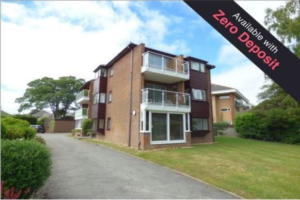 Thumbnail Flat to rent in 17 Grosvenor Road, Bournemouth
