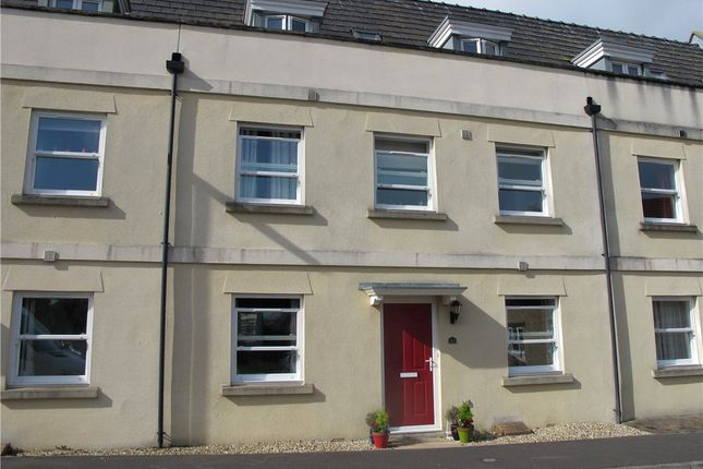 Thumbnail Terraced house for sale in Oak Drive, Crewkerne, Somerset