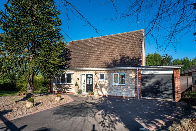 Thumbnail Bungalow for sale in Stonecross Drive, Sprotbrough, Doncaster