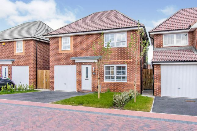Thumbnail Detached house for sale in Yarborough Drive, Wheatley, Doncaster