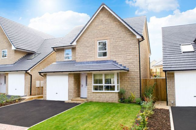 """Thumbnail Detached house for sale in """"Guisborough"""" at Helme Lane, Meltham, Holmfirth"""