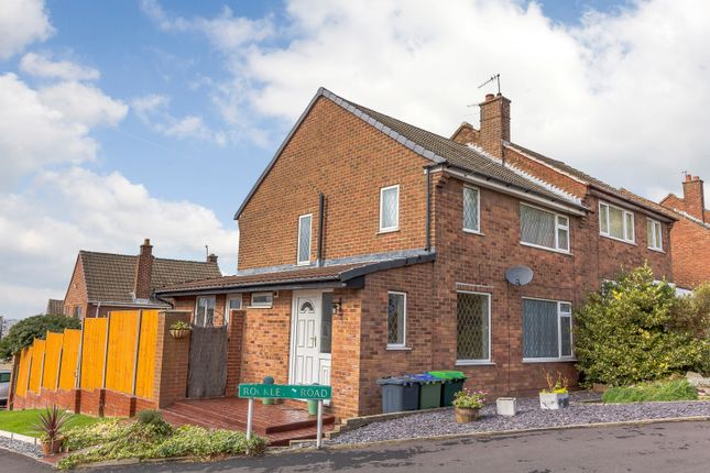 Thumbnail Semi-detached house for sale in Wendover Road, Rowley Regis