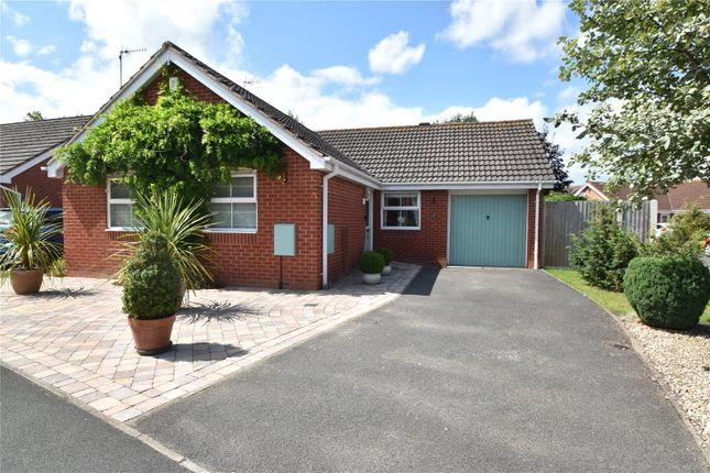 Thumbnail Bungalow for sale in Swan Drive, Droitwich, Worcestershire