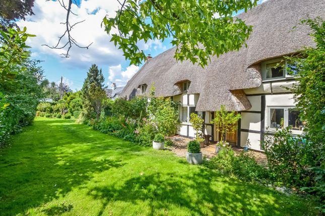 Thumbnail Detached house for sale in Heathman Street, Nether Wallop, Stockbridge, Hampshire