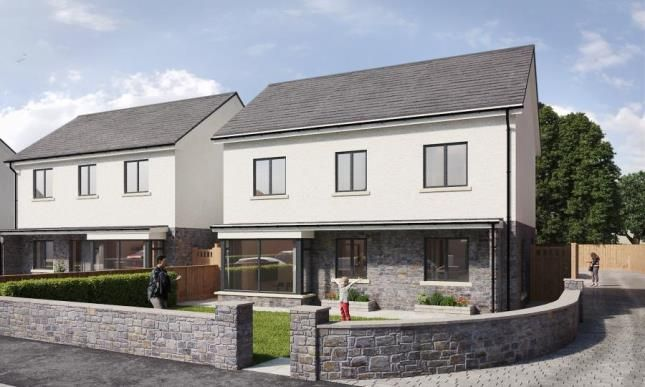Thumbnail Detached house for sale in Gower Road, Upper Killay, Swansea, Abertawe