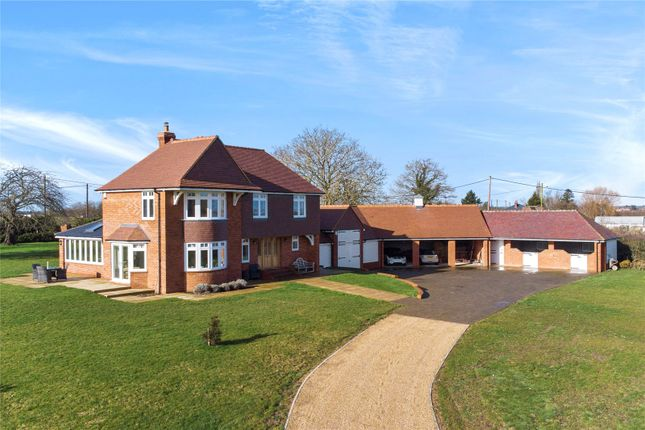 Thumbnail Equestrian property for sale in Kelvedon Road, Inworth, Colchester