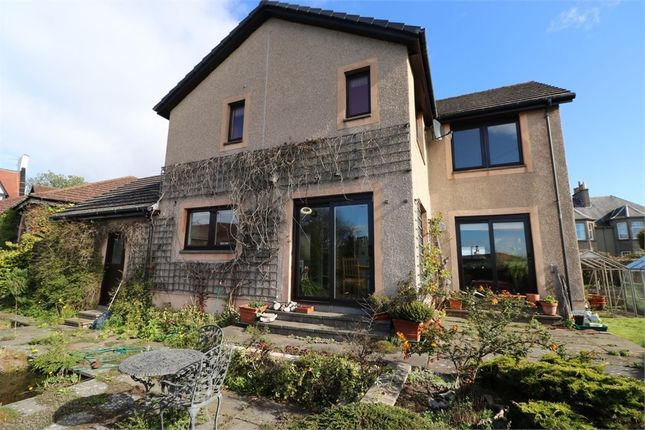 Thumbnail Detached house for sale in Victoria Road, Lundin Links, Fife