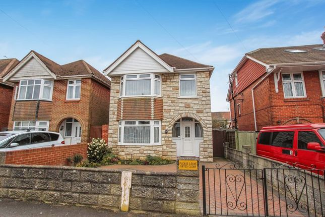Thumbnail Detached house for sale in Creighton Road, Southampton