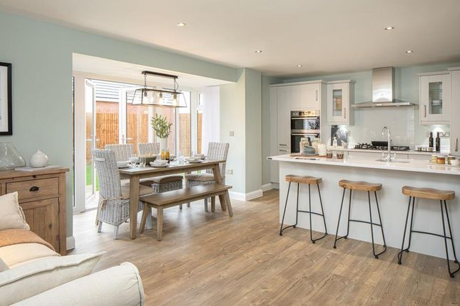 """Thumbnail Detached house for sale in """"Cornell"""" at Hill Corner Road, Chippenham"""