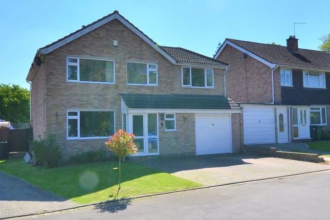 Thumbnail Detached house for sale in Court Gardens, Hempsted, Gloucester