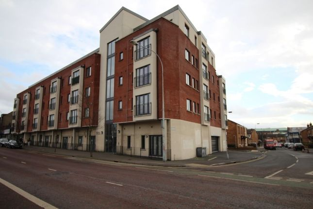 Thumbnail Flat to rent in Brown Square, Belfast