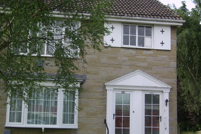 Thumbnail Flat to rent in Stonegate Road, Moortown, Leeds
