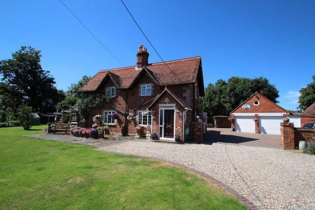 Thumbnail Detached house for sale in Bloomfield Hatch Lane, Grazeley