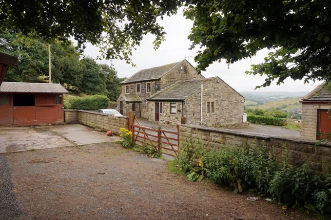 Thumbnail Detached house for sale in Hainworth Lane, Keighley