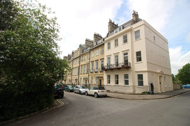 Thumbnail Flat to rent in Catharine Place, Bath