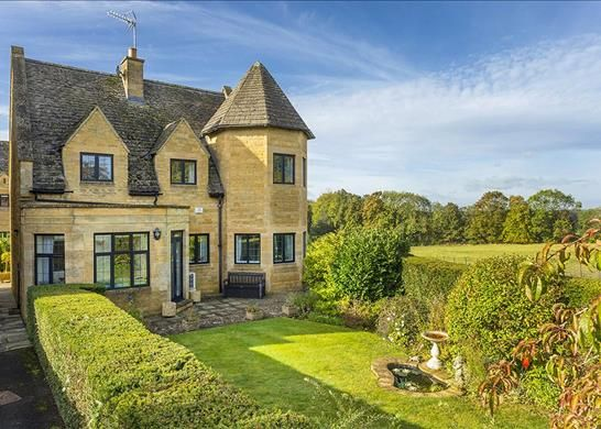 Thumbnail Detached house for sale in Newlands Court, Cheltenham, Gloucestershire