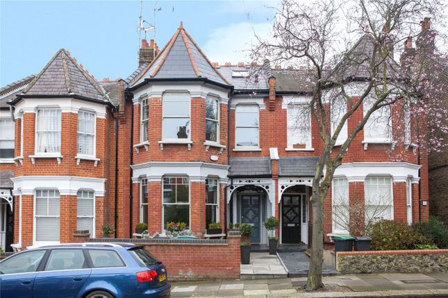 Thumbnail Terraced house for sale in Coniston Road, Muswell Hill, London