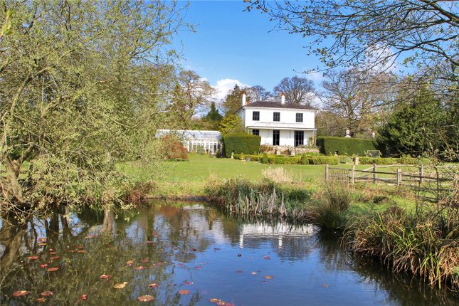 Thumbnail Detached house for sale in Lewes Road, Haywards Heath, West Sussex