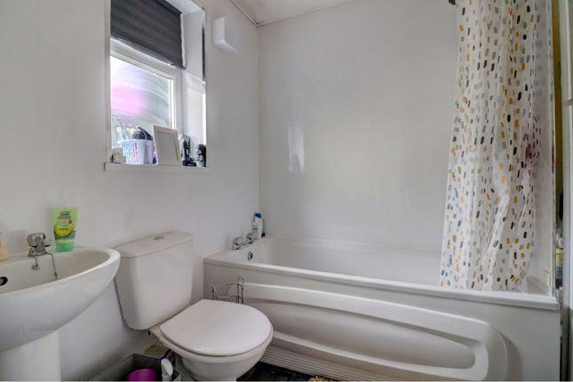 Bathroom of Percy Terrace, Consett DH8