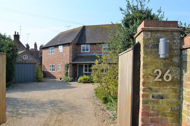 Thumbnail Detached house for sale in Church Street, Old Amersham