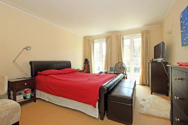 Master Bedroom of Carlton Drive, London SW15