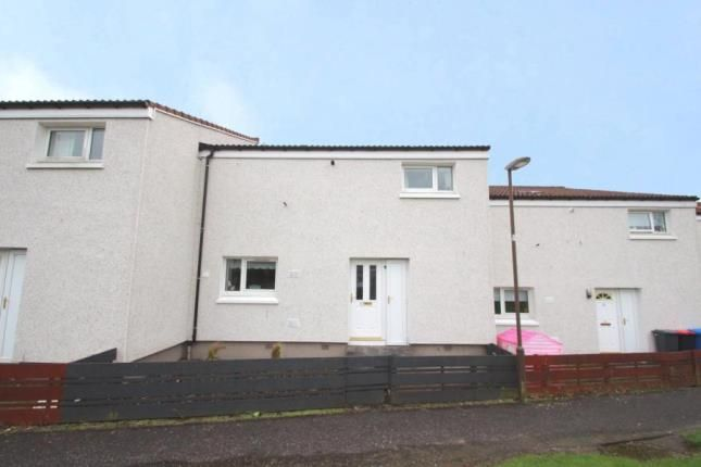 Thumbnail Terraced house for sale in Erskine Way, Livingston, West Lothian